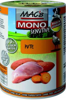 Mac`s Dog Mono Sensitive Pute